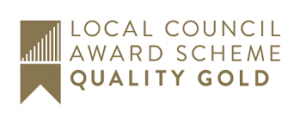 Local Council Award Scheme Quality Gold